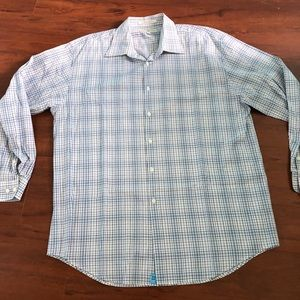 Men's Joseph Abboud Long Sleeve Shirt size XL